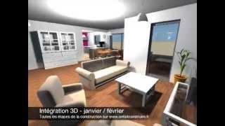 la visite virtuelle 3d de l'intérieur de notre maison avec sweet ... - Site De Construction De Maison Virtuel Gratuit