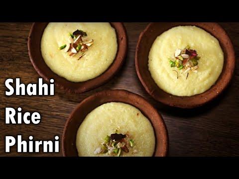Phirni Recipe | Make Shahi Firni At Home | Eid Special | Kanak's Kitchen