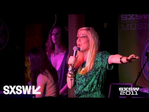 Austra - &quot;Lose It&quot;: SXSW 2011 Music