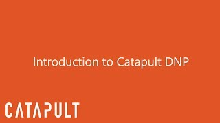Introduction to the Catapult DNP3 Driver