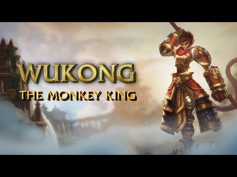 League of Legends - Wukong Champion Spotlight