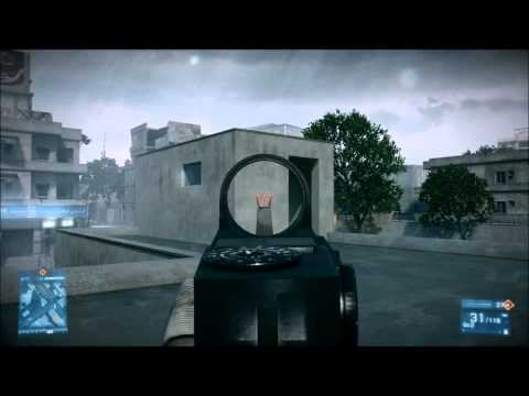 Battlefield 3 - Intro To Competitive Squad Rush: Grand Bazaar