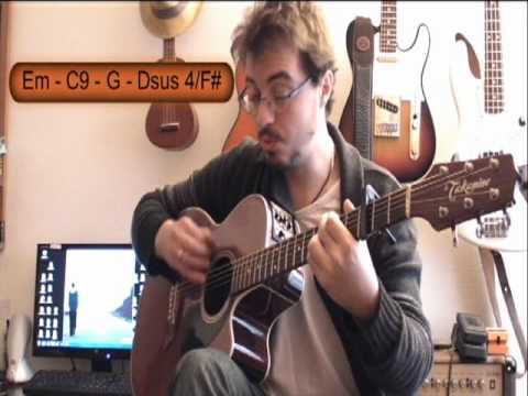Cours de guitare - Love the way you lie (Eminem feat. Rihanna)