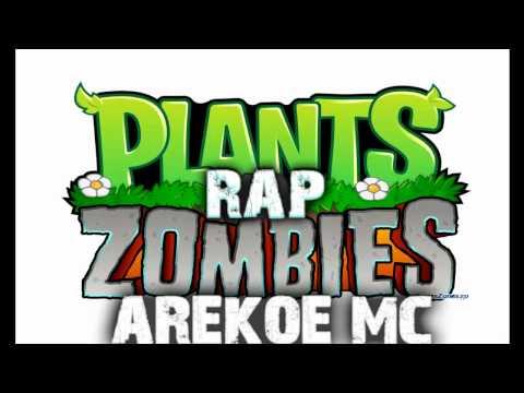 Arekoe - plantas contra zombies (rap)