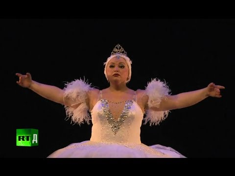 The Big Ballet: Dancing Dreams of Plus-Size Amateurs