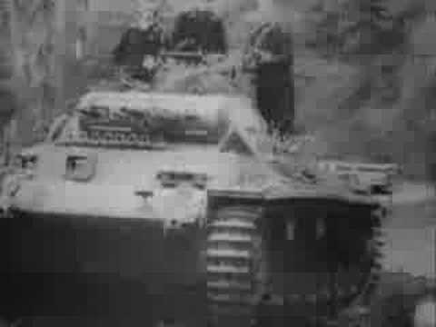 Documental armas de la Segunda Guerra Mundial Tanques 1/2