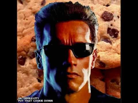 Dr  Depravity - Put that Cookie Down