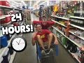 possibly the greatest walmart 24 hour challenge of all time!!