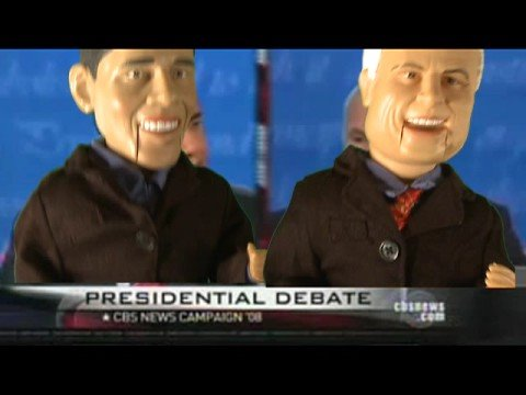 Obama / McCain Debate (2008): Spaceship Excellent Episode 9