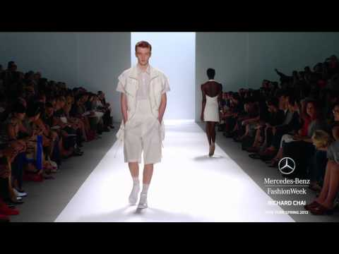 RICHARD CHAI FULL COLLECTION - MERCEDES-BENZ FASHION WEEK SPRING 2013 COLLECTIONS