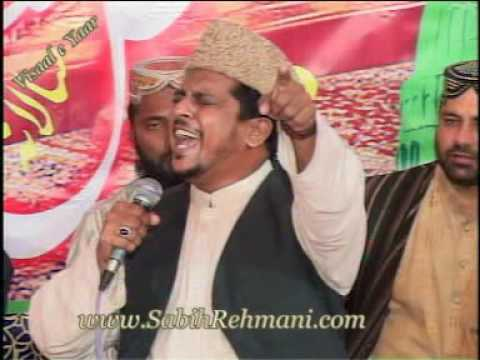 URDU NAAT(Sab Paney Waley)SAYED SABIH REHMANI IN SIALKOT.BY   Naat E Habib