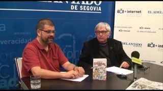 Antonio Madrigal: «El humor es un arma cargada de presente»
