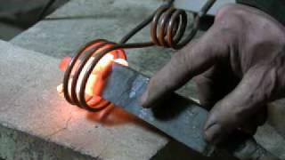 İndüksiyonun gücü - 15kW Endüksiyon ısıtıcı