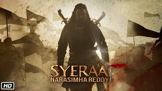 SyeRaa Narasimha Reddy | Announcement