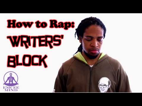 How to Rap: Beat Writers' Block-How to Rap Tutorial
