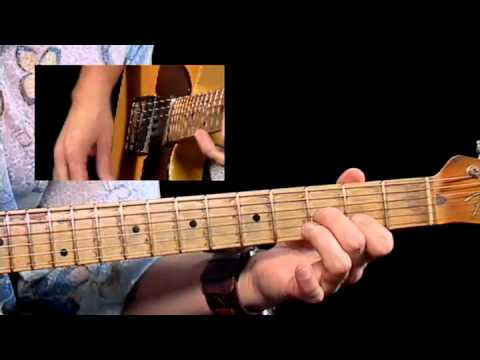 RhythmCraft - #2 Blues Stomp - Rhythm Guitar Lessons - Robbie Calvo