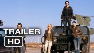 Red Dawn Official Trailer (2012) - Chris Hemsworth Movie HD