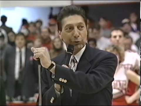 Jimmy V Reynolds Speech - Full (2/21/93)