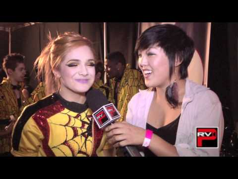 Chachi of IaMmE Crew Rihanna Challenge PreShow Interview ABDC Season 6 Episode 5