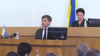 Сухомлин про транспортную реформу Житомира