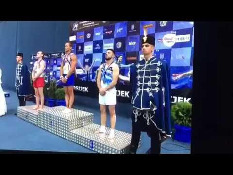 El dominicano Audrys Nin Reyes ganó este domingo…