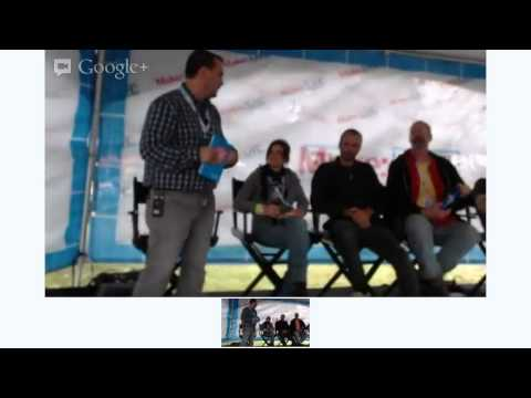 3D Printing Goes Mainstream Panel Discussion on Make: Live Stage at World Maker Faire 2012