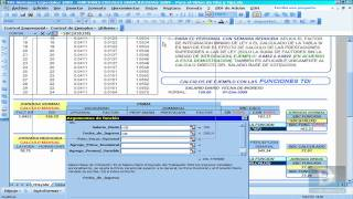 TDI-Fiscal, FDI, SDI y SBC del IMSS é INFONAVIT (2 de 3)