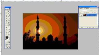 Adobe Photoshop 7.0 Tutorial in Urdu Lesson 09 Part V