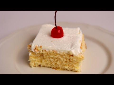 Tiramisu Recipe / How-to Video - Laura Vitale \
