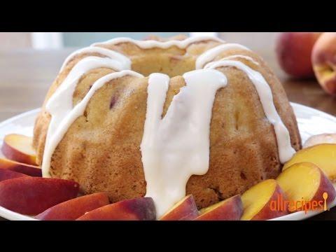 Cake Recipes - How to Make Peach Pound Cake - UC4tAgeVdaNB5vD_mBoxg50w