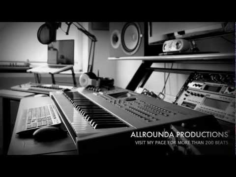 ALLROUNDA Productions - Making A Hiphop Beat (Episode 3)  www allrounda com