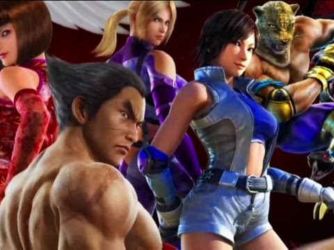 Tekken Tag Tournament 2 | Jawbreaking promo Trailer [HD]