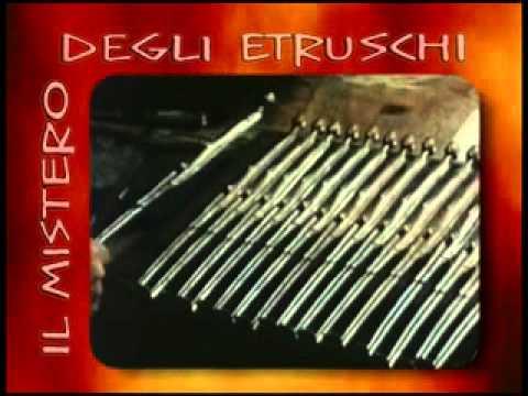 """Dall' Etruria alla Tracia - """"Il mistero degli Etruschi"""" - Parte I"""