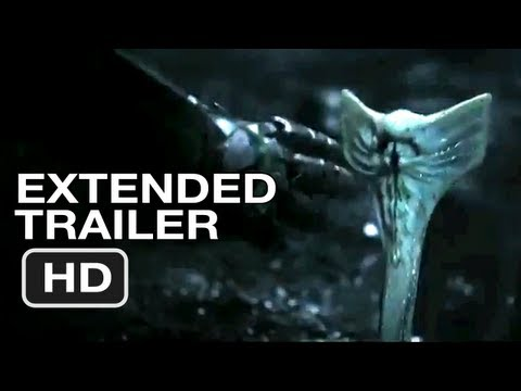 Prometheus Extended International Trailer (2012) - Ridley Scott Alien Movie -kAN_6t2klJg