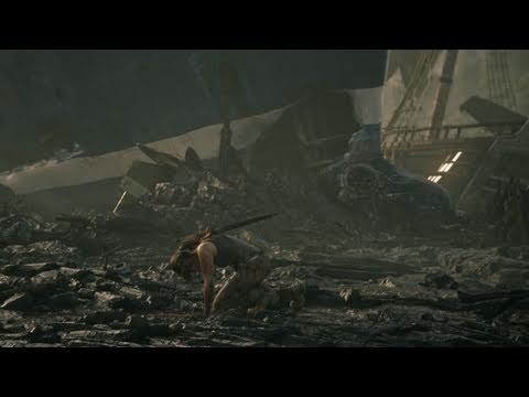 """Tomb Raider """"Turning Point"""" Debut Trailer [UK Version]"""