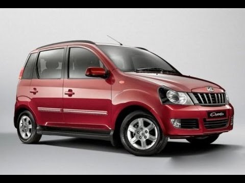 Auto Report 2012 - The New Mahindra Quanto compact SUV