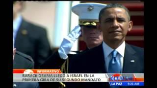 Obama destaca el compromiso de Washington con la seguridad del pueblo israelí