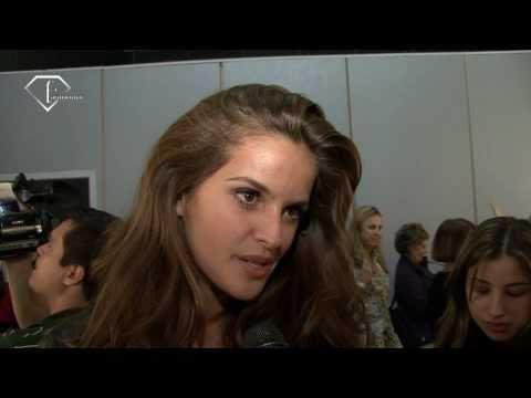 Hair & Makeup - Cia Maritima Sao Paulo FW Hair & Make-Up Backstage Spring 2011 | FashionTV - FTV.com
