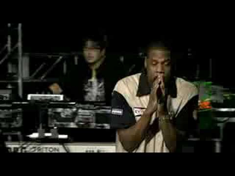 Linkin Park & Jay-Z - Points Of Authority/99 Problems/One Step Closer