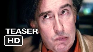 Alan Partridge: Alpha Papa Official Teaser Trailer (2013) - Steve Coogan Movie HD