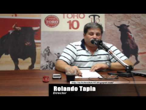 Toro Tendido 10 (16.03.15)