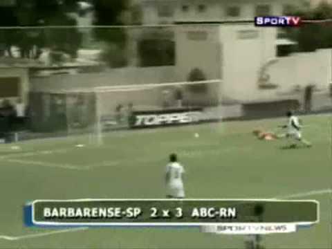 União Barbarense 2x3 ABC/RN - Copa São Paulo de Jr. 2009