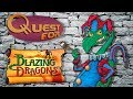 Обзор игры Blazing Dragons - Quest for...