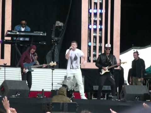 Stand By Me - Plan B Live @ Hackney 2012 radio 1