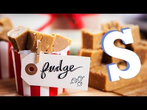Peanut Butter Fudge Recipe - Food Gifts