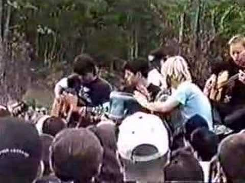 Everlong -Foo Fighters (Parking lot show)