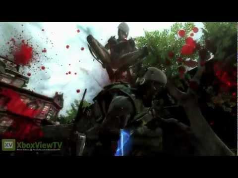 Metal Gear Rising: Revengeance - E3 2012 Trailer | FULL HD -kD9jdmiWHro