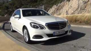 Prezentacja Mercedes Klasa E Facelifting