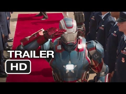 Thumbnail image for 'Iron Man 3 Official Trailer #2 (2013) - Robert Downey Jr. Movie HD'