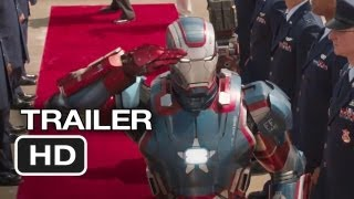 Iron Man 3 Official Trailer (2013) - Robert Downey Jr. Movie HD